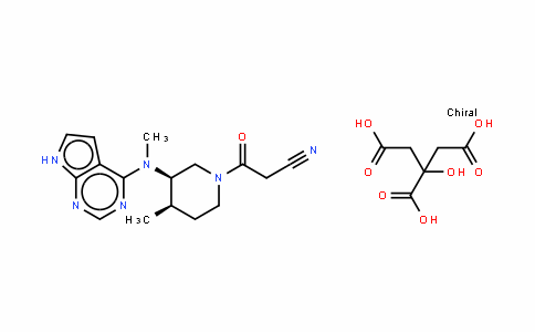 CP690550 (Tofacitinib citrate)
