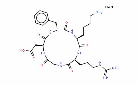 CYCLO (ARG-GLY-ASP-D-PHE-LYS)