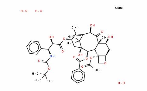 三水多烯紫杉醇
