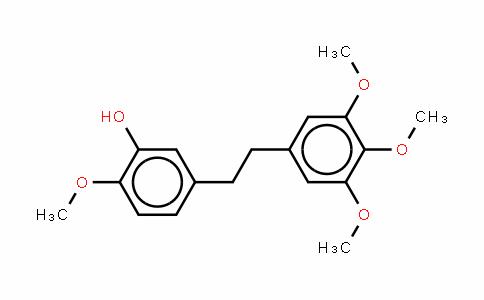 2-甲氧基-5-[2-(3,4,5-三甲氧基苯基)乙基]苯酚