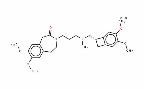 Ivabradinehydrochloride
