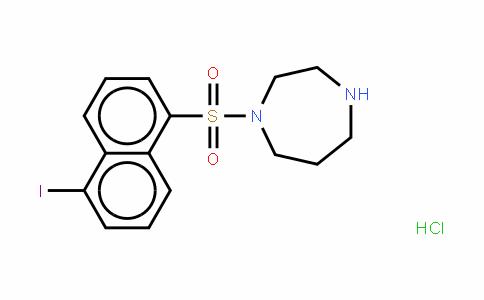 1-(5-碘萘-1-磺酰基)-1H-六氢-1,4-二氮杂卓盐酸盐