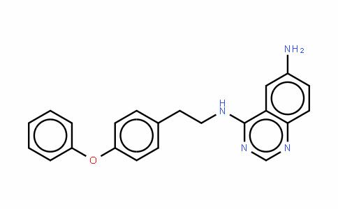 N4-[2-(4-苯氧基苯基)乙基]-4,6-喹唑啉二胺