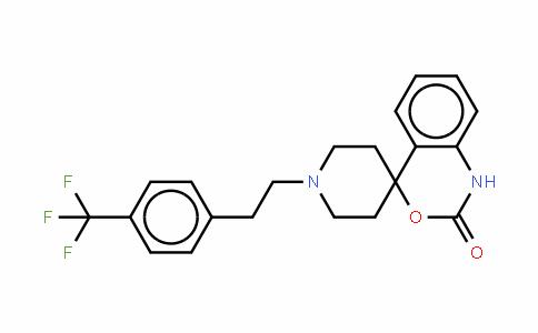 1'-[2-[4-(三氟甲基)苯基]乙基]-螺[4H-3,1-苯并恶嗪-4,4'-哌啶]-2(1H)-酮