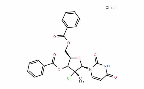 ((2R,3R,4R,5R)-3-(benzoyloxy)-4-chloro-5-(2,4-Dioxo-3,4-DihyDropyrimiDin-1(2H)-yl)-4-methyltetrahyDrofuran-2-yl)methyl benzoate