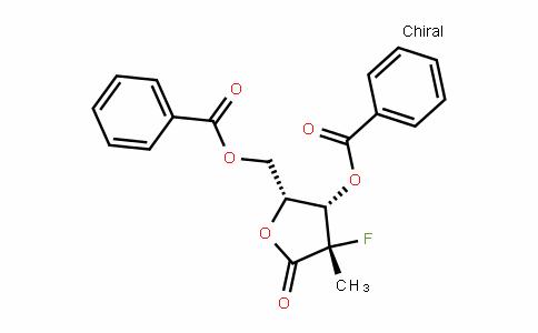 ((2R,3S,4S)-3-(benzoyloxy)-4-fluoro-4-methyl-5-oxotetrahyDrofuran-2-yl)methyl benzoate