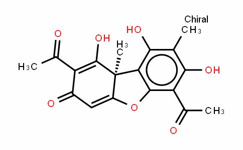 (+)-Usniacin