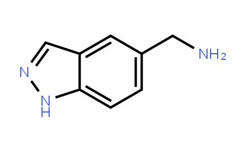 (1H-inDazol-5-yl)methanamine