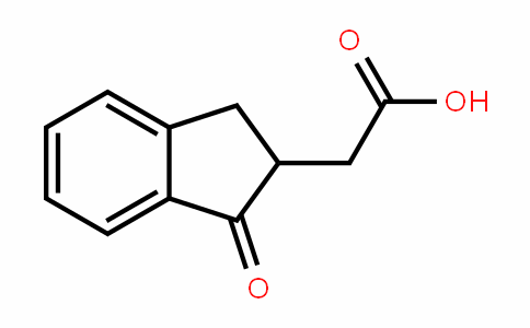 (1-Oxo-2,3-DihyDro-1H-inDen-2-yl)acetic acid
