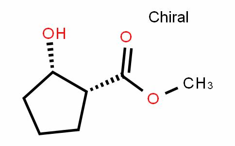 (1R,2S)-methyl 2-hyDroxycyclopentanecarboxylate