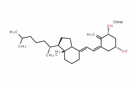 (1R,3R,Z)-5-((E)-2-((1R,7aR)-7a-methyl-1-((R)-6-methylheptan-2-yl)DihyDro-1H-inDen-4(2H,5H,6H,7H,7aH)-yliDene)ethyliDene)-4-methylenecyclohexane-1,3-Diol