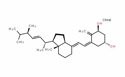 9,10-Secoergosta-5,7,10(19),22-tetraene-1,3-Diol, (1β,3β,5Z,7E,22E)- (9CI)