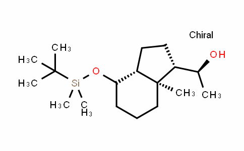(1S)-1-((1S,3aR,7aR)-4-(Tert-butylDimethylsilyloxy)-7a-methyloctahyDro-1H-inDen-1-yl)ethanol