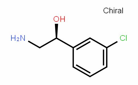 (S)-2-氨基-1-(3-氯苯基)-乙醇