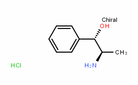 (1S,2R)-2-amino-1-phenylpropan-1-ol hyDrochloriDe