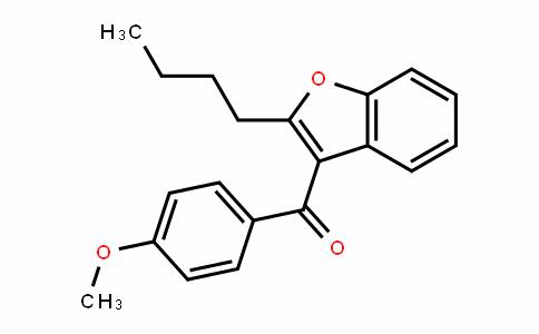 (2-butylbenzofuran-3-yl)(4-methoxyphenyl)methanone
