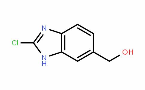(2-chloro-1H-benzo[D]imiDazol-6-yl)methanol