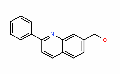 (2-phenylquinolin-7-yl)methanol