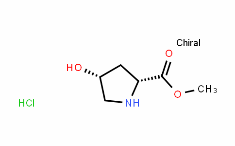 (2R,4R)-methyl 4-hyDroxypyrroliDine-2-carboxylate hyDrochloriDe