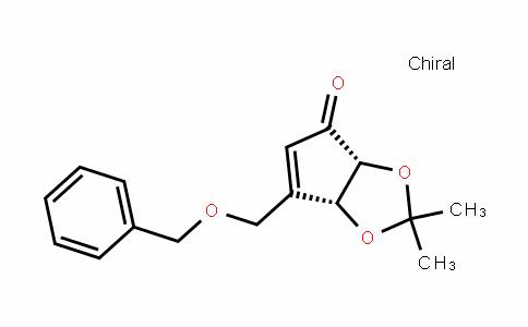 (3aR,6aR)-6-(benzyloxymethyl)-2,2-Dimethyl-3aH-cyclopenta[D][1,3]Dioxol-4(6aH)-one