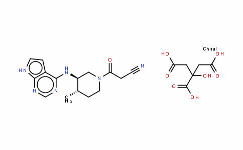 (3R,4S)-Tofacitinib