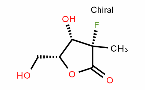 (3S,4S,5R)-3-fluoro-4-hyDroxy-5-(hyDroxymethyl)-3-methylDihyDrofuran-2(3H)-one