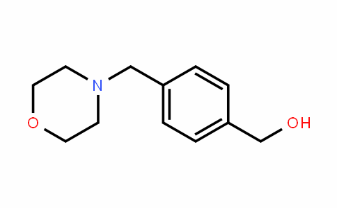 (4-(morpholinomethyl)phenyl)methanol