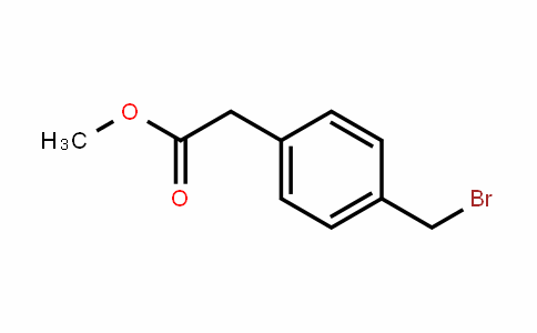 (4-Bromomethylphenyl)acetic acid methyl ester