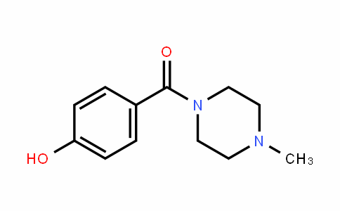 (4-hyDroxyphenyl)(4-methylpiperazin-1-yl)methanone