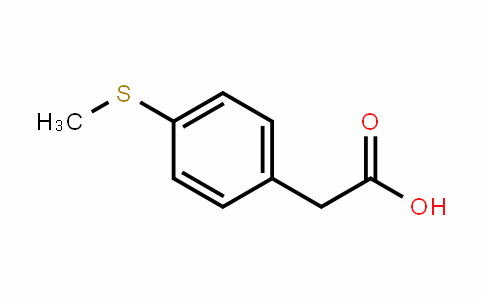 (4-methylsulfanylphenyl)acetic acid