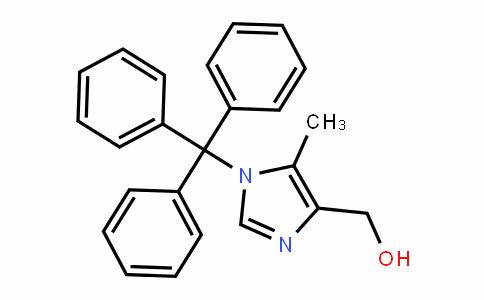 (5-methyl-1-trityl-1H-imiDazol-4-yl)methanol