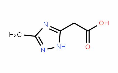 (5-methyl-2H-[1,2,4]triazol-3-yl)-acetic acid