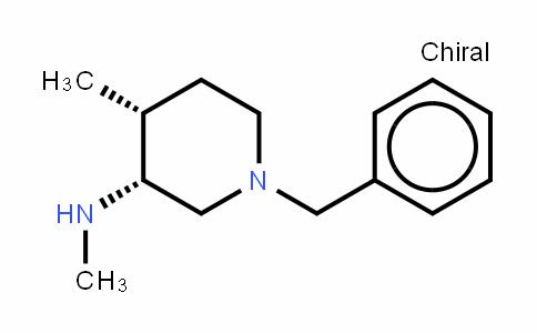 (3S,4S)-1-benzyl-N,4-DimethylpiperiDin-3-amine (rel)