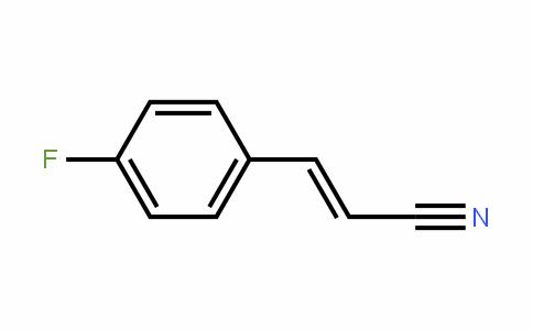 (E)-3-(4-fluorophenyl)acrylonitrile