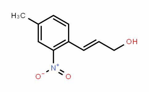 (E)-3-(4-methyl-2-nitrophenyl)prop-2-en-1-ol