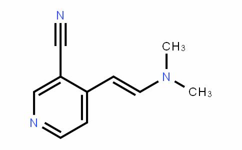 (E)-4-(2-(Dimethylamino)vinyl)nicotinonitrile
