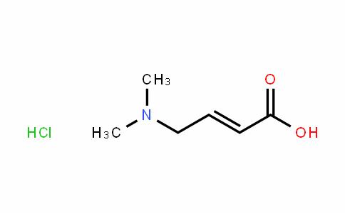 (E)-4-(Dimethylamino)but-2-enoic acid (HyDrochloriDe)