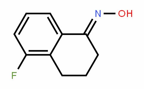 (E)-5-fluoro-3,4-DihyDronaphthalen-1(2H)-one oxime