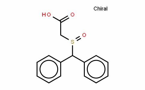 2-[(R)-(二苯基甲基)亚砜]乙酸