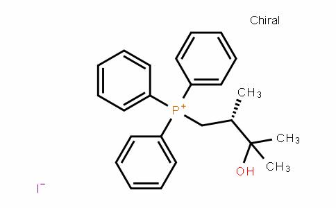 [(2R)-3-羟基-2,3-二甲基丁基]三苯基碘化物