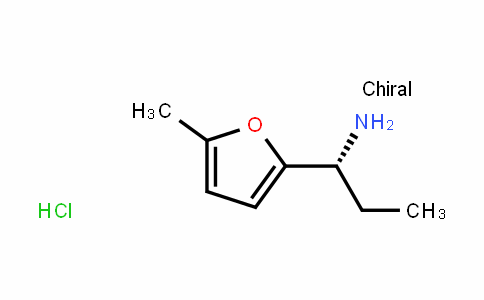 (R)-1-(5-methylfuran-2-yl)propan-1-amine (HyDrochloriDe)