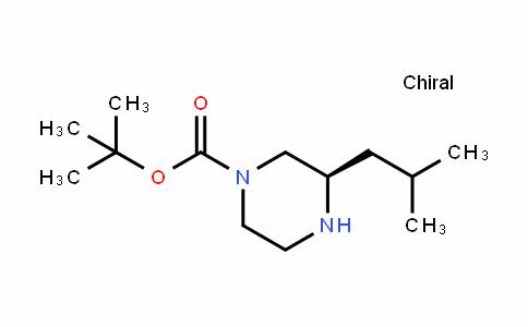(R)-1-BOC-3-异丁基哌嗪