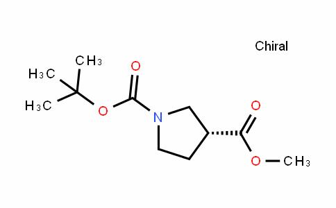 (R)-1-Boc-3-羧基吡咯烷甲酯