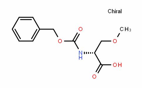 (R)-2-(benzyloxycarbonylamino)-3-methoxypropanoic acid