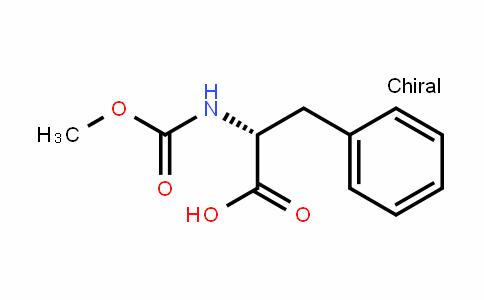 (R)-2-(methoxycarbonylamino)-3-phenylpropanoic acid