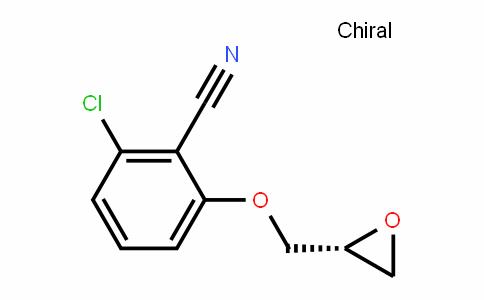 (R)-2-chloro-6-(oxiran-2-ylmethoxy)benzonitrile