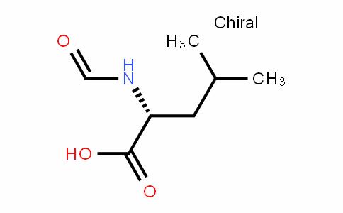 (R)-2-formamiDo-4-methylpentanoic acid