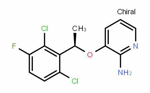 3-[[(1R)-1-(2,6-二氯-3-氟苯基)乙基]氧基]吡啶-2-胺