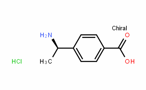 (R)-4-(1-aminoethyl)benzoic acid (HyDrochloriDe)