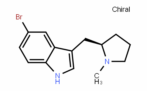 (R)-5-bromo-3-[(1-methyl-2-pyrroliDinyl)methyl]-1H-inDole